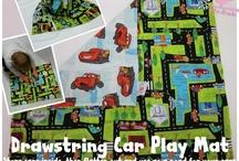 car play mats / by Judy Phelps