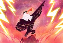 Mighty Eagle / by Angry Birds