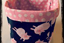 Fabrics box