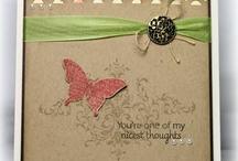 Cards-Tags... inspiring ideas / by Brenda Nickolaus