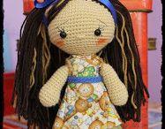 patrones gratis muñecas