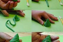 Baking - Fondant decorations