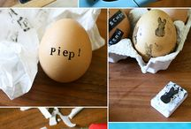 Ideen: Ostern / Meine Sammlung der schönsten DIY Dinge zu Ostern