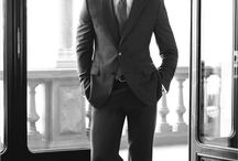 Suits / Hot pics of men in suits.
