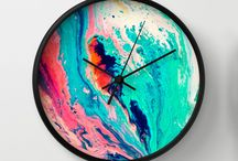Clocks idea