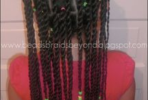 Braids for mixed girls