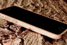 Nature & Wood / Beautiful crafts, phone accessories made of wood, wood phone covers