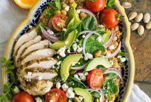 Salads That Taste Like Meals