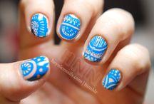 Nails / by Elizabeth Gau