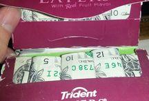 money gift ides