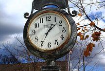 часы уличные