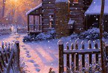 Paesaggi natalizi