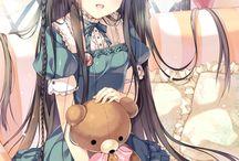 Aлiмє☆Gіяl's / Random Anime Girls