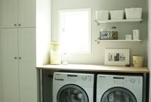 Laundry Room Reno / by Star Steers