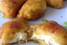 Empanadas de Plátano Rellenas de queso