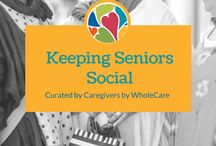 Keeping Seniors Social / Social wellness is often overlooked in modern society but seniors who have strong social connections tend to live longer and healthier lives. Explore our ideas for getting out there, making new connections, and maintaining the health of old friendships.
