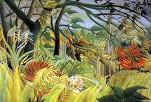 Jungle Love and all Fauna of art...
