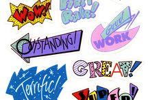 Sticker Ideas