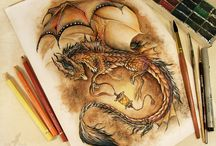 tatto dragoes