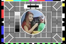 "Children's tv - the golden age / Switching on the tv to ""warm up"" well before the programme began - sitting through interminable football results being read out before Dr Who..."