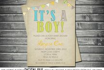 Baby Showers!! / by Jessica Cutrer