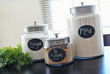 Crafts / DIY: Jars, bottles & vases / by Lisa