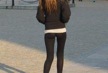 Sexy Leggings | Tails in Leggings / The largest database of girls in leggings. Sexy Leggings | Tails in Leggings,