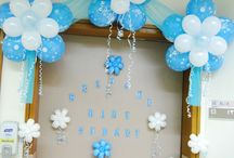 decoração com balões