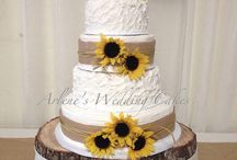 Patsy wedding / Cakes