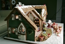 Gingerbread / by Nurit Zodrow