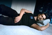 Tony Steve Scenes / The life of Tony Stark & Steve Rogers...  (...created with 1/6 Hot Toys figures)