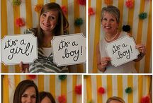 Gender reveal / by Donna Russell