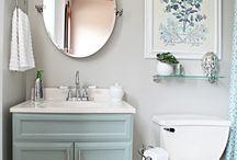 Bathroom ideas / by Liza Rogers