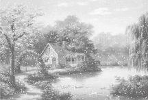STAGIONI / Neve, pioggia, sole.. nebbia...  soprattutto NEVE....