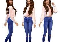 Sims 4 Lookbook