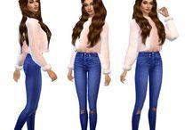 Sims 4 Lookbooks