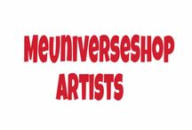 Artists / A person who creates paintings or drawings as a profession or hobby-MeUniverseShop