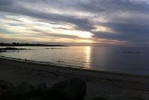 Mer, plages et grandes marées