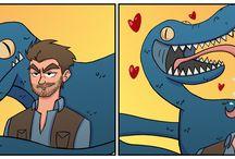 raptors and stuff