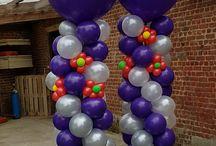 Nos décorations (© 1995 à...) / Décos de ballons