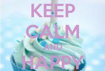 Heureux anniversaire / Keep calm