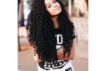 Curly Hair...