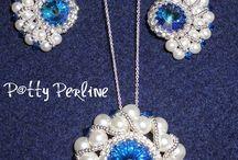 Szettek - Sets / Gyöngyékszerek - Pearl jewelys