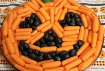 Halloween Healthy / Healthy snacks and ideas for Halloween