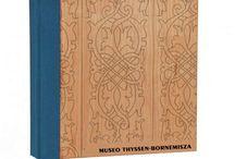 Material de oficina de madera