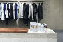 OBJEST retail spaces and detailing