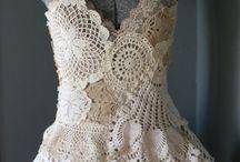 Doilie dress