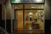 La Empresa: Historia / Tienda Park House Yecla (Murcia). #Tienda dedicada al #parquet que tuvo Park House Studio en Murcia