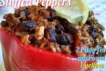 21 Day Fix Vegetarian Recipes
