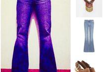 Tendencias / Lo último de la moda, lo que se viene, lo que se va a usar y como usarlo para que nos favorezca.